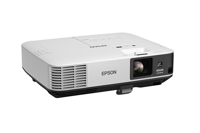 EB-2155W Wireless WXGA 3LCD Projector