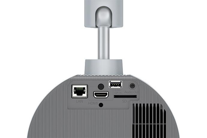 LightScene EV-110 Accent Lighting 3LCD Laser Projector