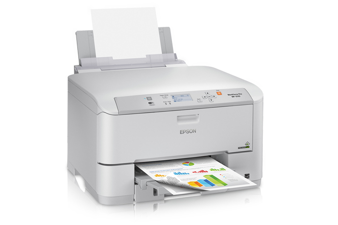 Epson WorkForce Pro WF-5110 Network Wireless Colour Printer