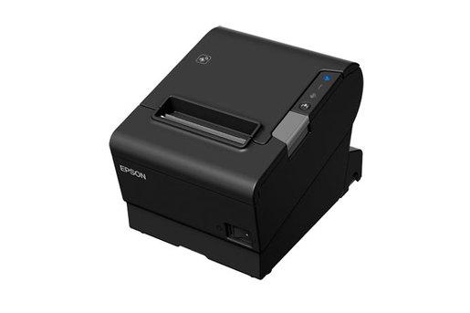 다양한 연결성과 빠른 속도를 갖춘 영수증 프린터 Epson TM-T88VI