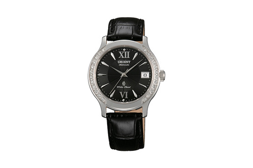 Mechanical Contemporary, Leather Strap - 36.0mm (ER2E004B)