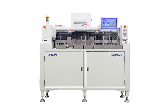 Epson NS8080MS IC Test Handler