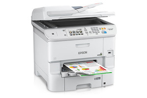 Impressora Multifuncional WorkForce Pro WF-6590