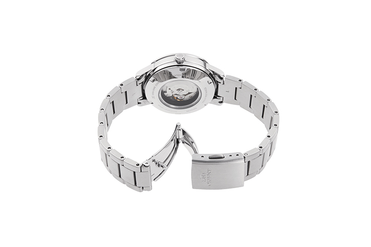ORIENT: Mechanical Contemporary Watch, Metal Strap - 32.0mm (RA-NB0102S)