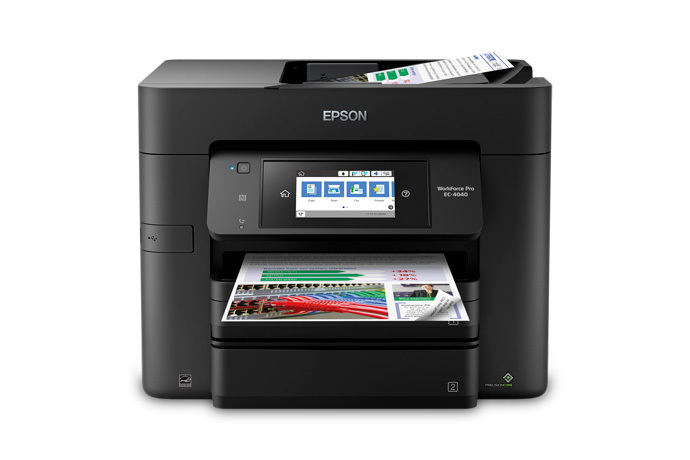 WorkForce Pro EC-4040 Color Multifunction Printer