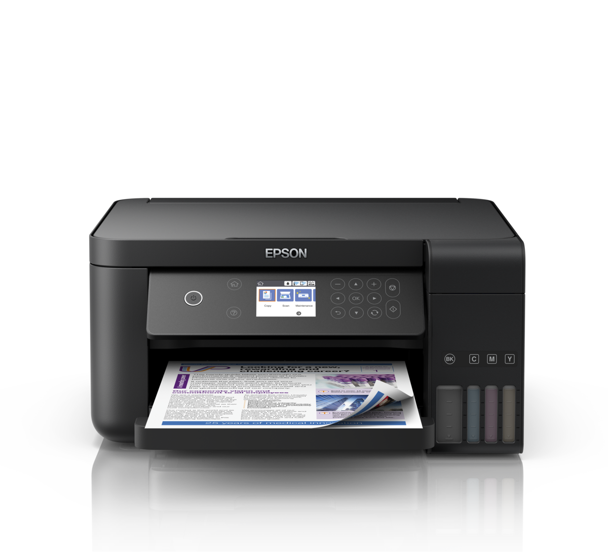 Epson L6160 Wi Fi Duplex All In One Ink Tank Printer Ink