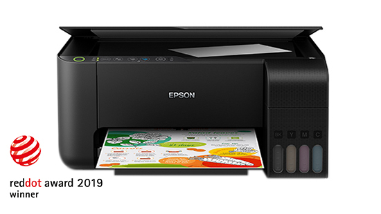 Epson EcoTank L3150 Wi-Fi All-in-One Ink Tank Printer | Ink