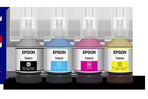 Epson T49H Ink Bottles