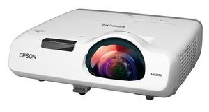 Epson 520 Short Throw XGA 3LCG Projector