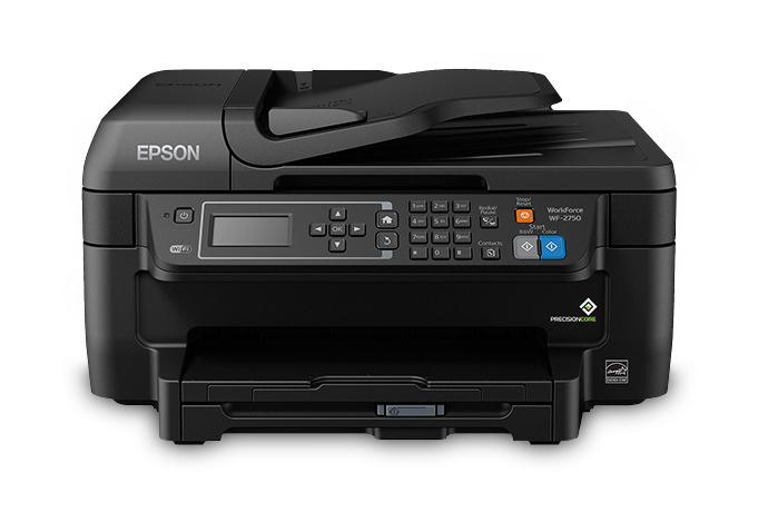 epson workforce wf 2750 all in one printer inkjet printers for rh epson com Epson Workforce 545 Printer Cartridges Epson Workforce 545 Printer