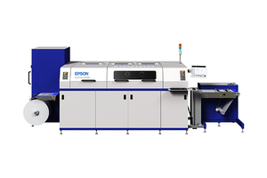 Epson SurePress L-4033AW Digital Label Press