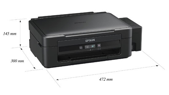 Epson EcoTank L210 All-in-One Printer | Inkjet | Printers
