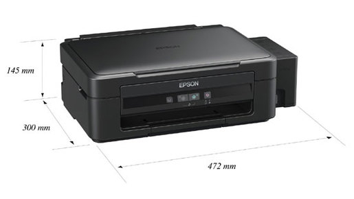 EcoTank L210 All-in-One Printer