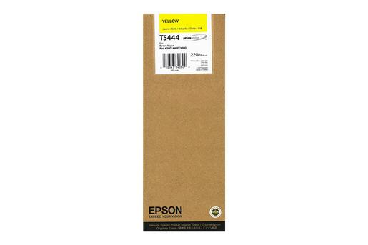 Botella de Tinta Amarilla Epson T544