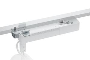 Suporte Branco de Trilho para LightScene EV-100