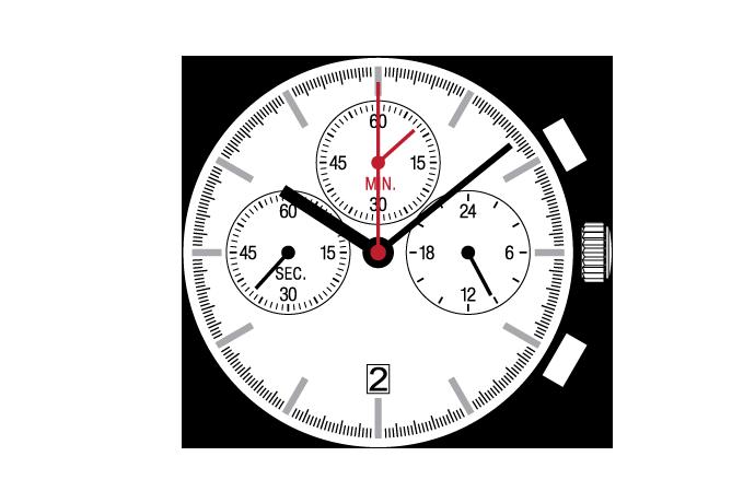 Center Chronograph  YM14