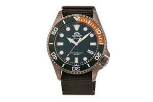 ORIENT: Mechanical Sports Watch, Metal Strap - 43.4mm  (RA-AC0K04E)