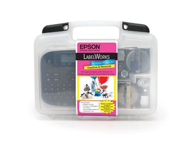 Epson LabelWorks Printable Ribbon Kit