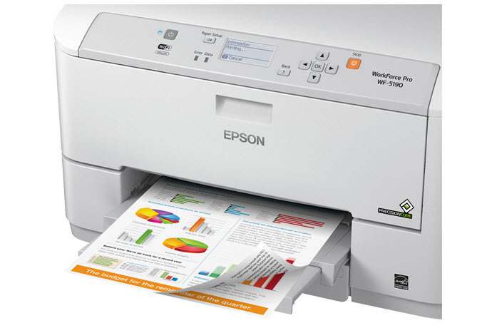 Impresora Epson WorkForce Pro WF-5190