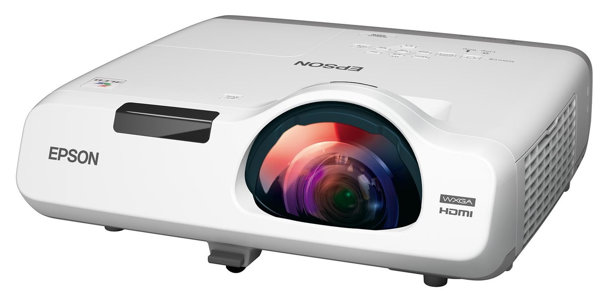 Epson EB-535W Short Throw WXGA 3LCD Projector