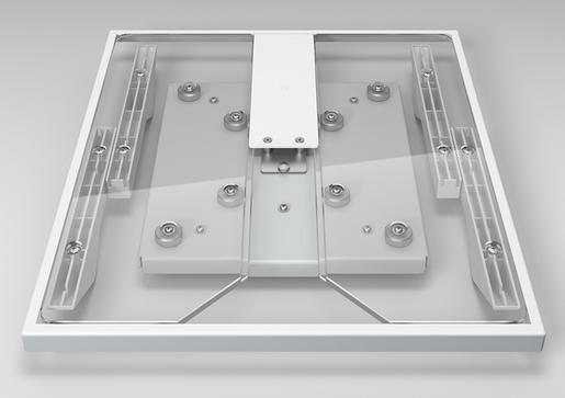 "Optional Medium Grooved Garment Platen (14"" x 16"") C12C932151"