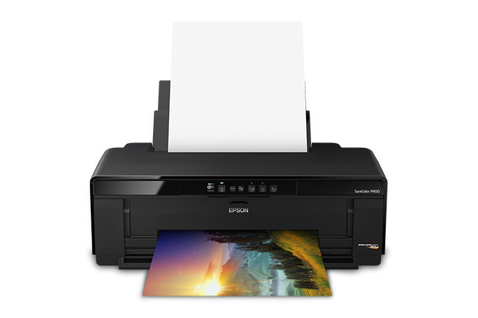 Epson SureColor P400 Wide Format Inkjet Printer - Refurbished