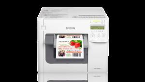 Impresora de Etiquetas a Color Epson ColorWorks C3500