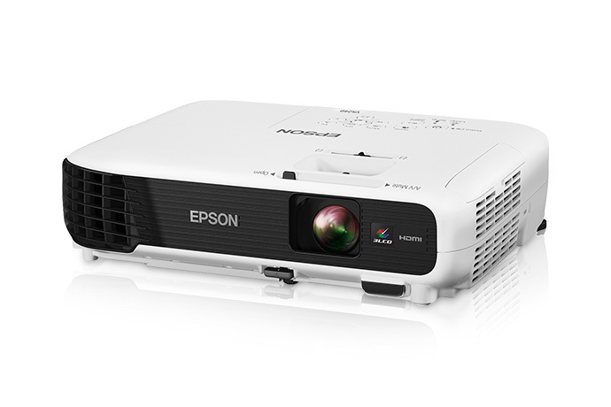 VS240 SVGA 3LCD Projector