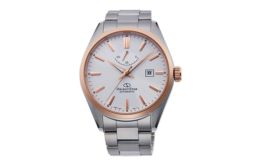 Mechanical Contemporary Watch, Metal Strap - 42.0mm (RE-AU0401S)