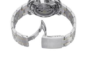 Orient Star: Mecanice Clasice Ceas, Piele de crocodil Şnur - 39.0mm (DX02002S)