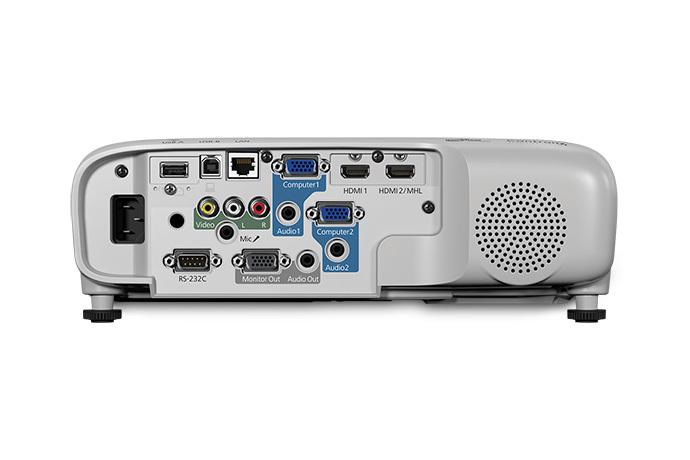 PowerLite 970 XGA 3LCD Projector