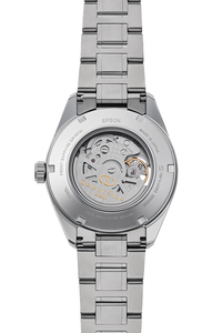 ORIENT STAR: Mechanical Contemporary Watch, Metal Strap - 41.0mm (RE-AV0114E)