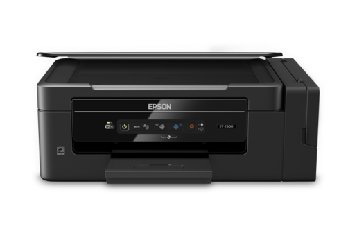 Smuk Epson ET-2600 | ET Series | All-In-Ones | Printers | Support SY-73