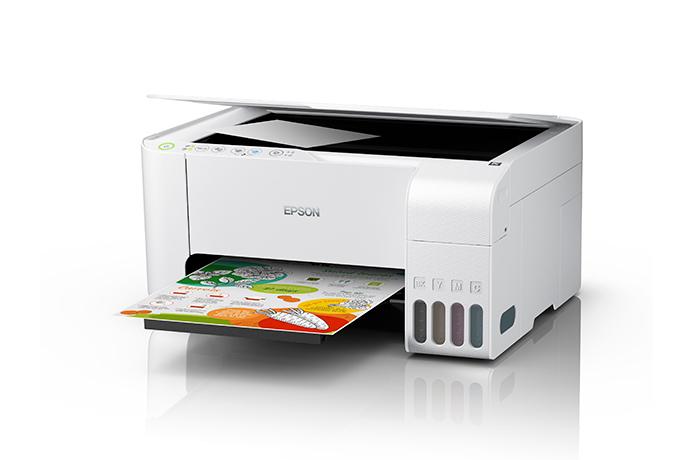 EcoTank L3156 Wi-Fi Multifunction InkTank Printer