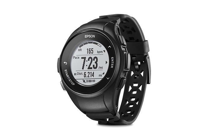 ProSense 57 GPS Running Watch - Black