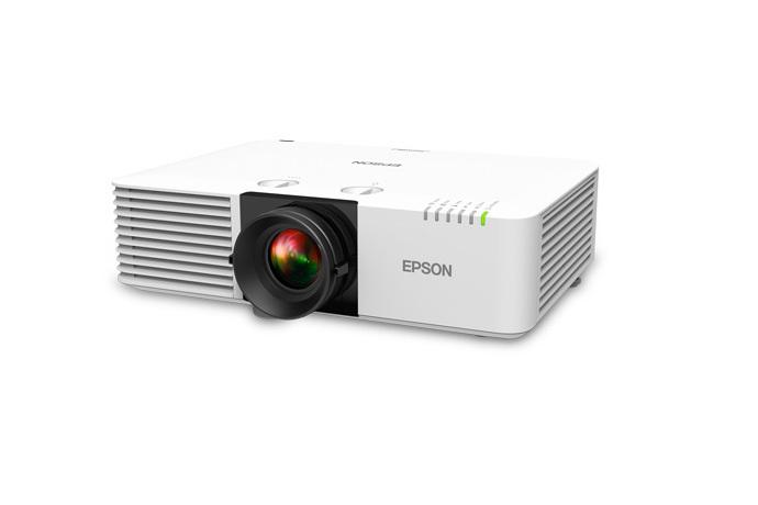 PowerLite L610 XGA 3LCD Laser Projector