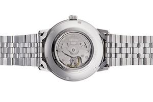 ORIENT: Mechanical Contemporary Watch, Metal Strap - 41.6mm (RA-AC0F01B)