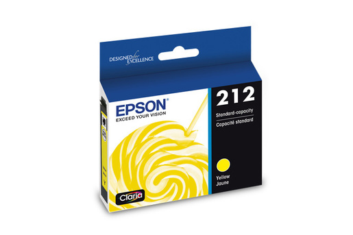 Epson 212, Yellow Ink Cartridge