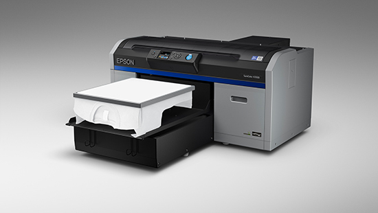 9d101dcca Epson SureColor SC-F2130 Direct-To-Garment (DTG) Textile Printer ...