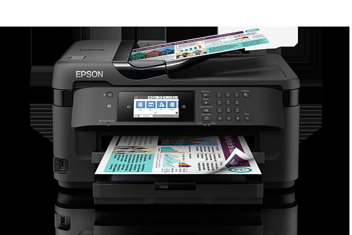 Epson WorkForce WF-7711
