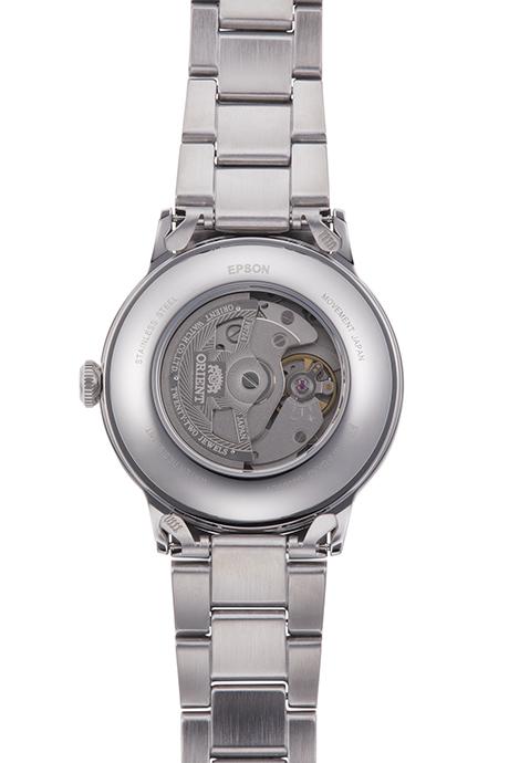 ORIENT: Mechanisch Klassisch Uhr, Leder Band - 40.5mm (AC0000CA)