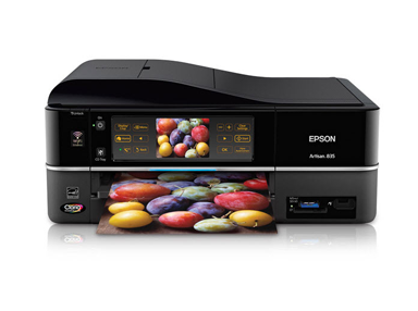 epson artisan 835 artisan series all in ones printers rh epson com Epson Printer WF 2650 Manual epson 835 printer driver