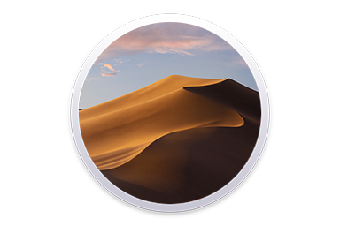 macOS 10.14 Mojave Support