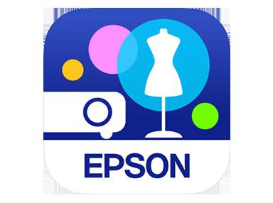 Epson Creative Projection app icon