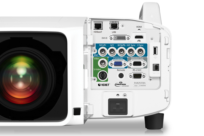 Epson EB-Z9800W WXGA 3LCD Projector with Standard Lens