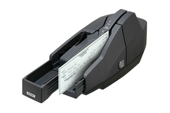 CaptureOne (TM-S1000) Cheque Scanner