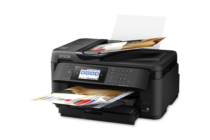 WorkForce WF-7710 Wide-format All-in-One Printer