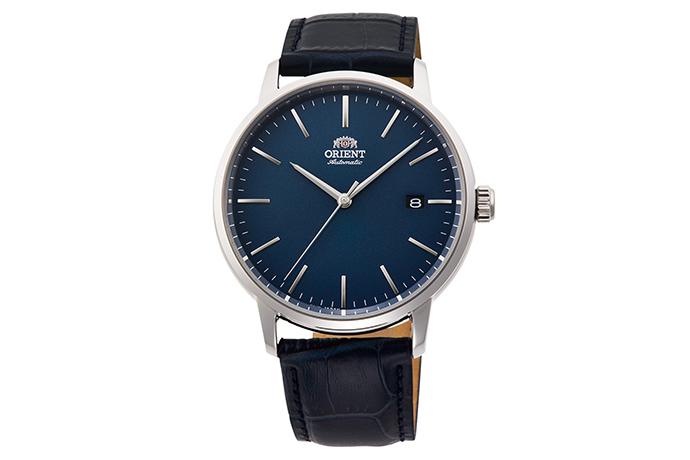 ORIENT: Mechanisch Modern Uhr, Leder Band - 41.0mm (AC05006B)