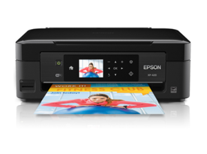how to connect an epson xp 620 printer to mac