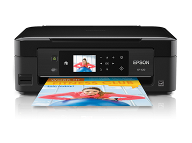 Epson XP-420 | XP Series | All-In-Ones | Printers | Support